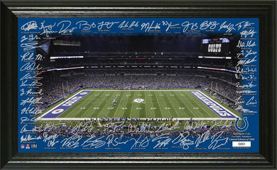Indianapolis Colts 2020 Signature Gridiron Collection