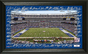 New York Giants 2020 Signature Gridiron Collection