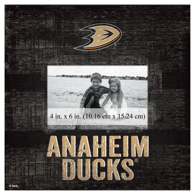 Anaheim Ducks Picture Frame