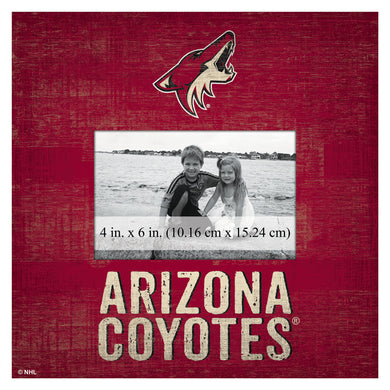 Arizona Coyotes Picture Frame