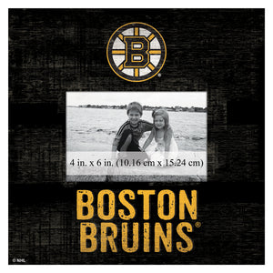 Boston Bruins Picture Frame
