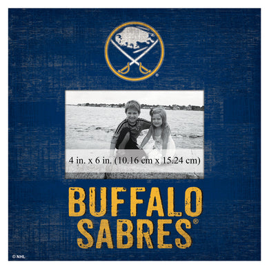 Buffalo Sabres Picture Frame