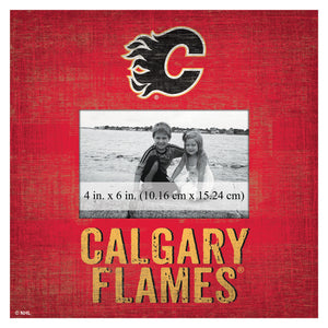Calgary Flames Picture Frame