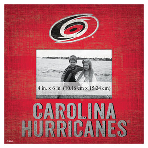 Carolina Hurricanes Picture Frame