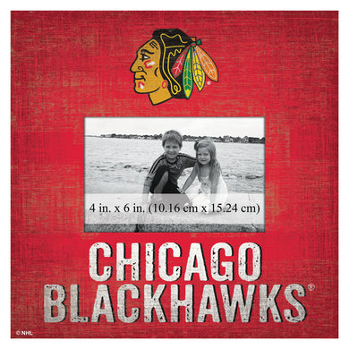 Chicago Blackhawks Picture Frame