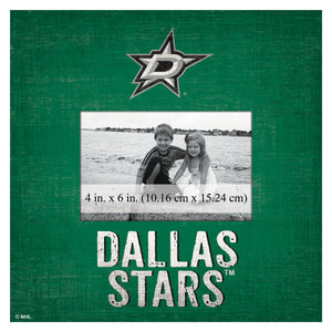 Dallas Stars Picture Frame