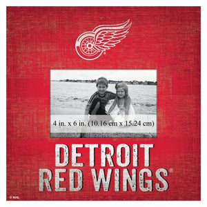 Detroit Red Wings Picture Frame