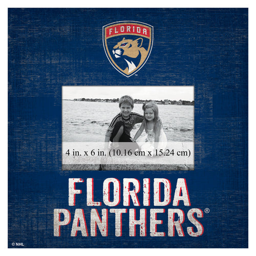 Florida Panthers Picture Frame