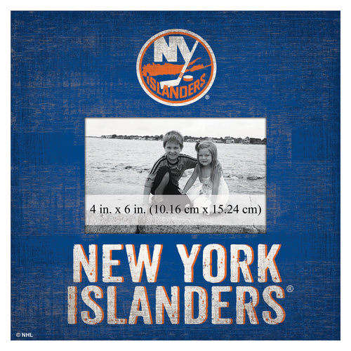 New York Islanders Picture Frame