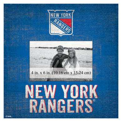 New York Rangers Picture Frame