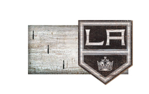 "Los Angeles Kings Key Holder 6""x12"""