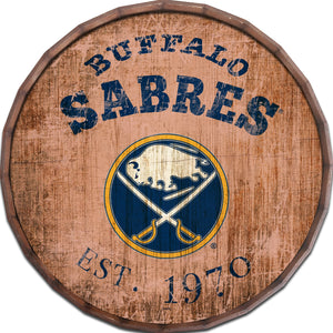 Buffalo Sabres Established Date Barrel Top