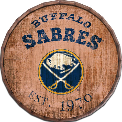 Buffalo Sabres Established Date Barrel Top -24