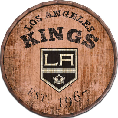 Los Angeles Kings Established Date Barrel Top -24