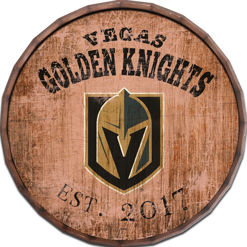 Vegas Golden Knights Established Date Barrel Top -24