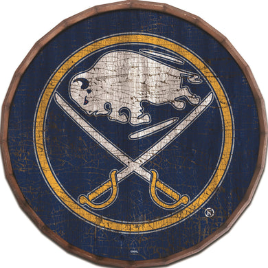 Buffalo Sabres Cracked Color Barrel Top -24