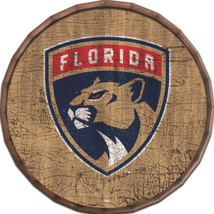 Florida Panthers Cracked Color Barrel Top