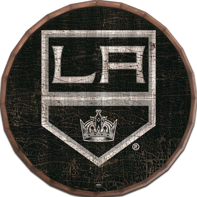 Los Angeles Kings Cracked Color Barrel Top -24
