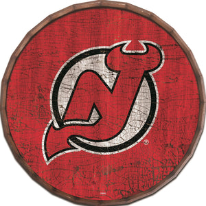 New Jersey Devils Cracked Color Barrel Top -24""