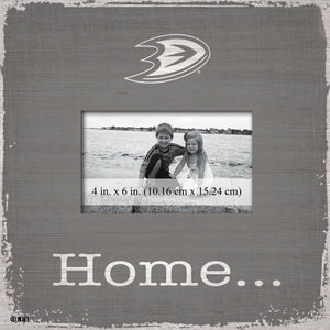 Anaheim Ducks Home Picture Frame