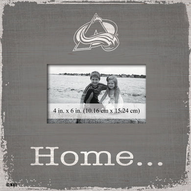 Colorado Avalanche Home Picture Frame