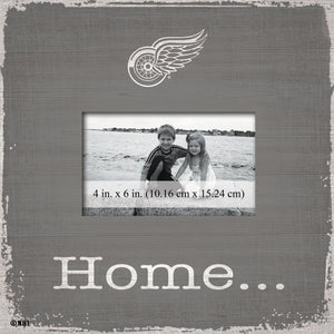 Detroit Red Wings Home Picture Frame