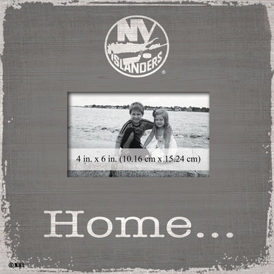 New York Islanders Home Picture Frame