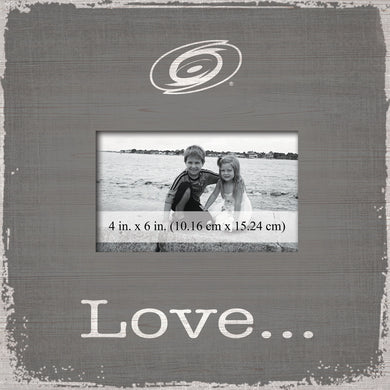 Carolina Hurricanes Love Picture Frame