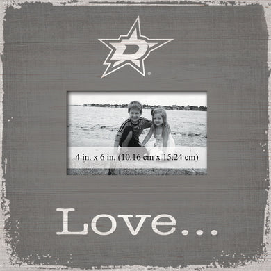 Dallas Stars Love Picture Frame