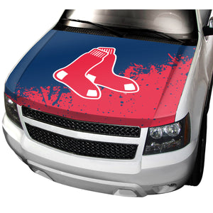 boston red sox hood cover