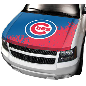 chicago cubs hood cover