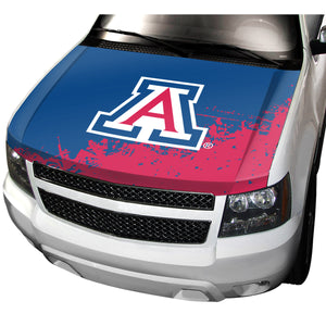 arizona wildcats hood cover