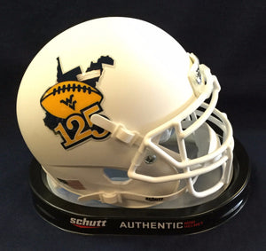wvu football, wvu 125, wvu 125 helmet