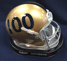 wvu football, 1963 mini helmet