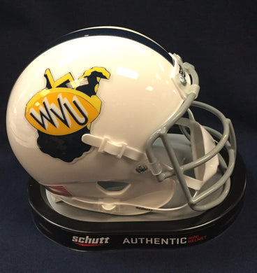 wvu football, 1970 throwback helmet