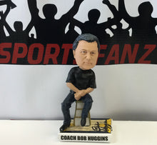 Bob Huggins West Virginia Mountaineers Autographed Bobblehead