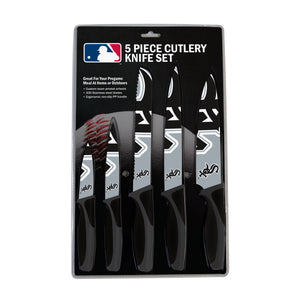 Chicago White Sox Kitchen Knives Set