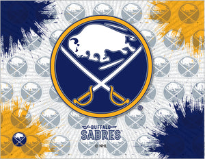 Buffalo Sabres Logo Canvas
