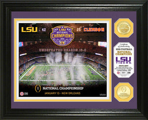 LSU Tigers 2019 College Football National Champions