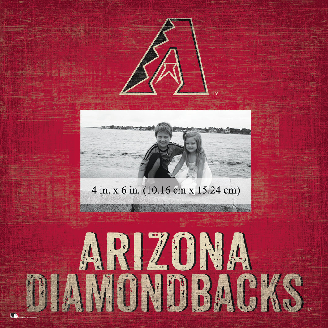 Arizona Diamondbacks Team Name Frame