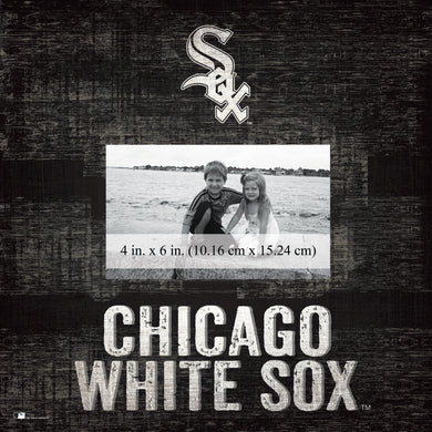 Chicago White Sox Team Name Picture Frame