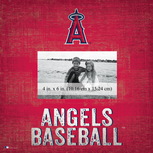 Los Angeles Angels  Team Name Picture Frame