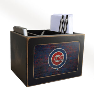 Chicago Cubs Desktop Organizer