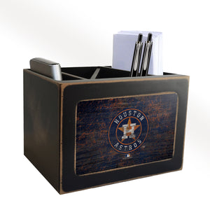 Houston Astros Desktop Organizer