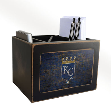 Kansas City Royals Desktop Organizer