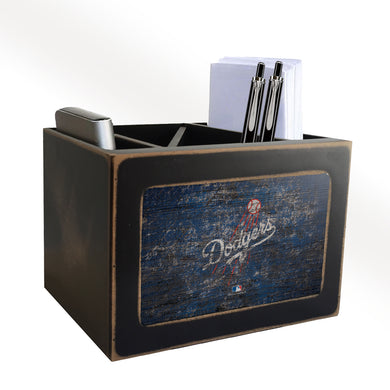 Los Angeles Dodgers Desktop Organizer