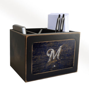 Milwaukee Brewers Desktop Organizer