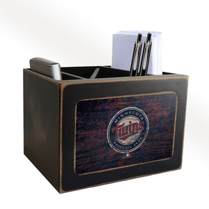 Minnesota Twins Desktop Organizer