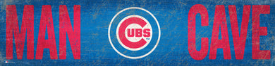 Chicago Cubs Man Cave Sign - 6