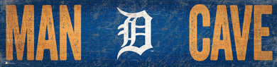 Detroit Tigers Man Cave Sign - 6